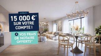 Programme immobilier loi Pinel Eden Cape à Pornichet