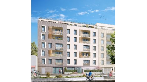 Programme immobilier neuf Le Pavillon Briand