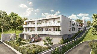 Eco habitat programme Terrasses de Grezes Montpellier
