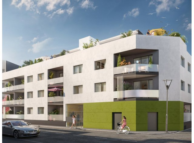 Écohabitat immobilier neuf éco-habitat Castel'in