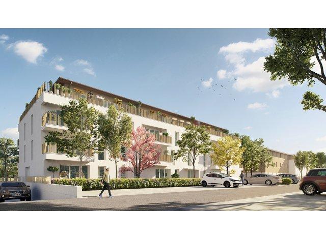 Programme immobilier loi Pinel Le Clos des Chênes Blancs à Carbon-Blanc