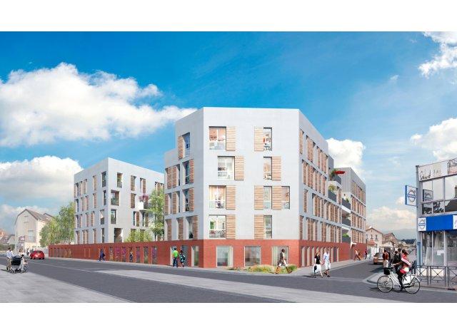 Programme immobilier loi Pinel City Park à Gonesse