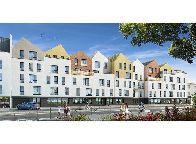 Programme immobilier loi Pinel Villa Ballanger à Villepinte