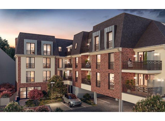 Programme immobilier loi Pinel Les 2 Rives à Margny-lès-Compiègne