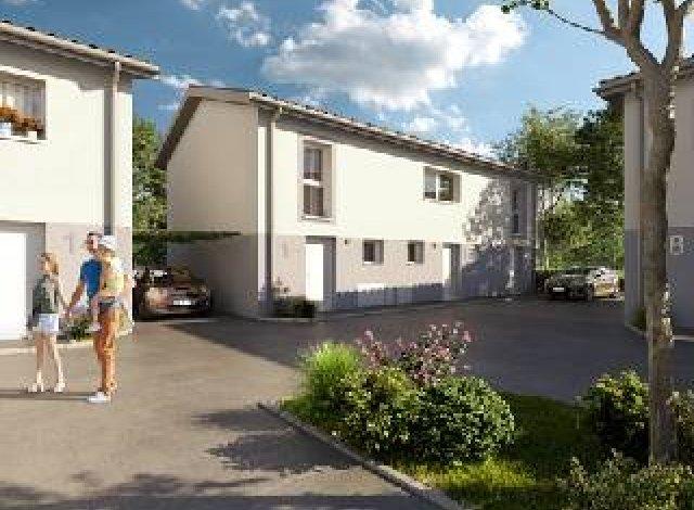 Maisons neuves éco-habitat Le Clos des Arômes à Parempuyre