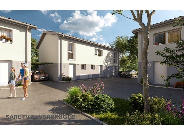 Écohabitat immobilier neuf éco-habitat Le Clos des Arômes