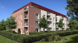 Programme immobilier neuf L'Or Blanc Bailleul