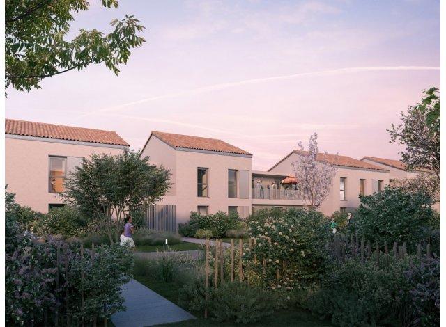 Écohabitat immobilier neuf éco-habitat Grandeur Nature