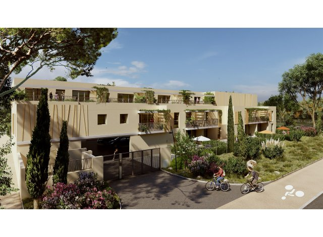 Éco habitat éco-habitat Air Marin à Agde