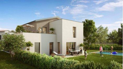 immobilier ecologique à Arnas