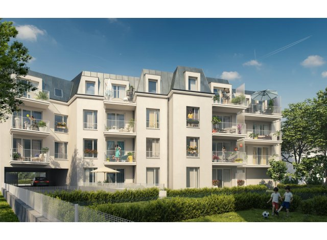 Écohabitat immobilier neuf éco-habitat Le Hameau du Poete