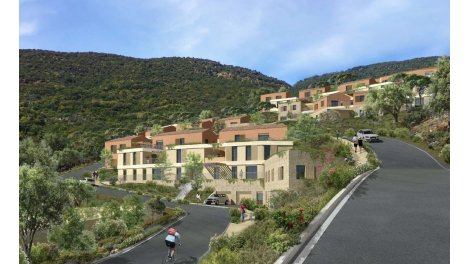 Programme immobilier loi Pinel Baie View à Cavalaire-sur-Mer