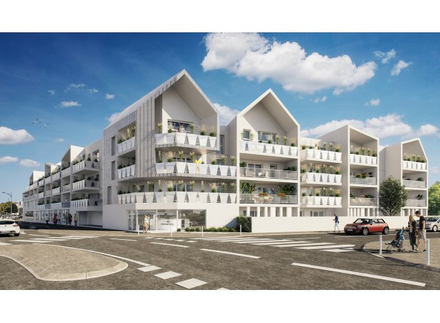 Programme immobilier neuf Amaria