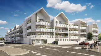 Programme immobilier neuf Amaria La Rochelle