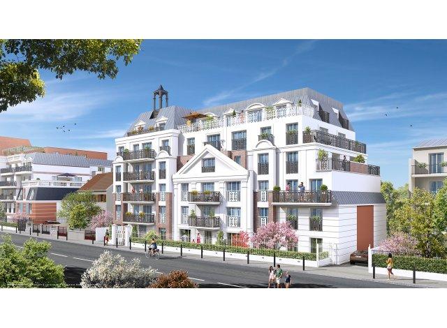 Écohabitat immobilier neuf éco-habitat Le Hameau du Clocher