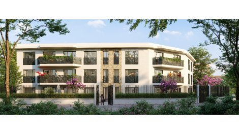 Appartement neuf Villa Florea éco-habitat à Chaville