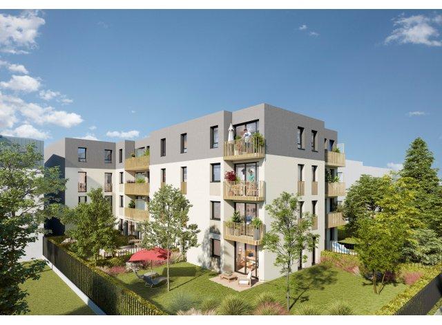 Programme immobilier loi Pinel Rivea à Bry-sur-Marne