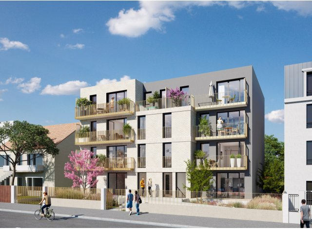 Programme immobilier neuf Rivea Bry-sur-Marne