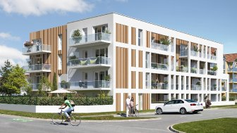 "Programme immobilier du mois ""Residence les Grandes Marees"" - Cucq"
