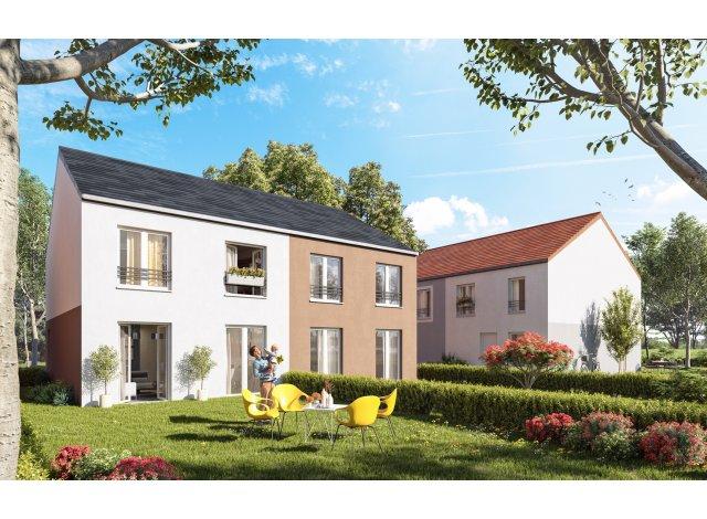 Programme immobilier loi Pinel Residence O'Centre à Villiers-le-Bel