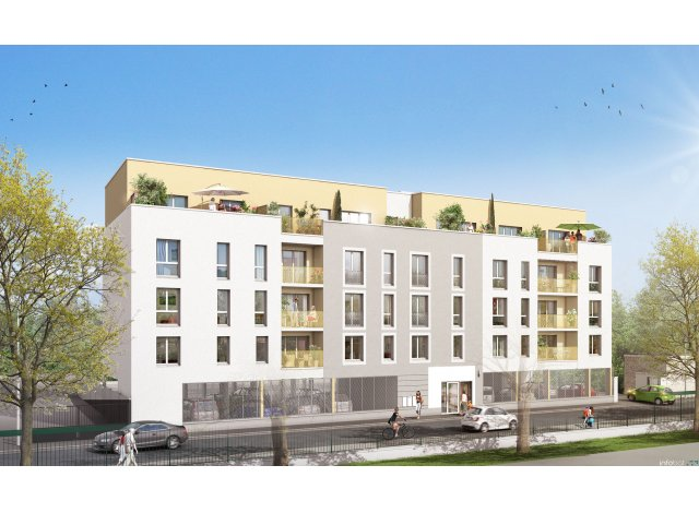 Programme immobilier neuf Goussainville Residence O'Centre