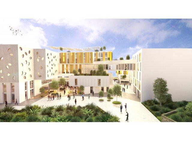 Appartement écologique Toulon