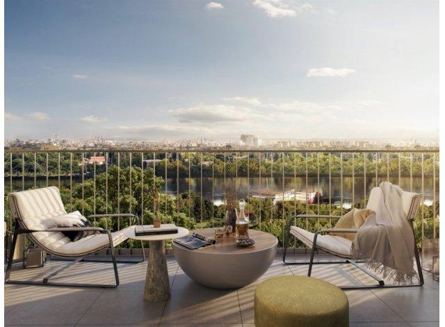 Investir dans l'immobilier à Noisy-le-Grand