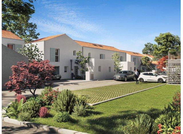 Éco habitat éco-habitat Pavillons des Arts à Saint-Xandre