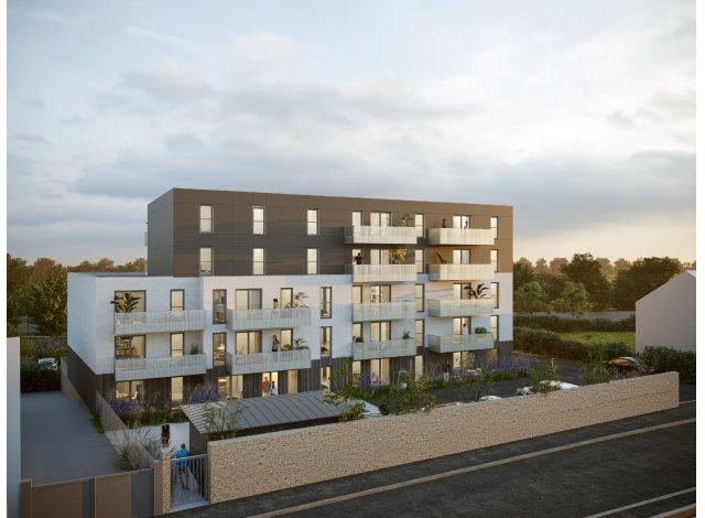 Programme immobilier loi Pinel Le Clos 111 à Laval