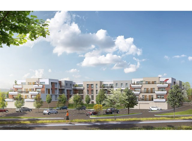 Programme immobilier loi Pinel Nouveaute à Coulommiers