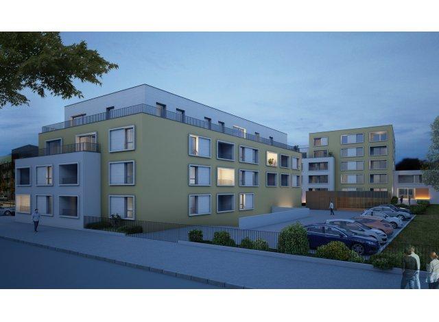 Programme immobilier neuf éco-habitat Etoile d'Argent à Colombelles