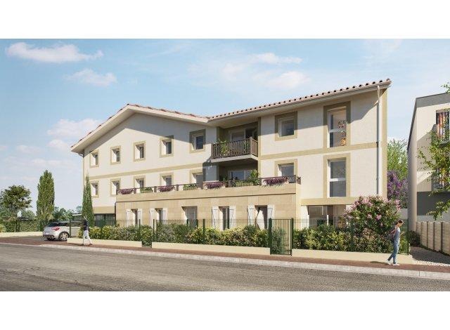 Programme immobilier loi Pinel Le Verger de Cérès à Parempuyre