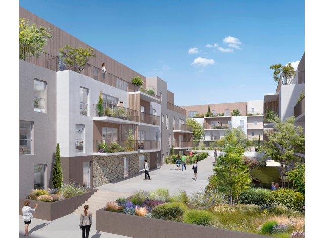 Programme immobilier loi Pinel L'Allee des Champs à Champs-sur-Marne