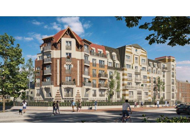 Programme immobilier loi Pinel Le Domaine du Mesnil à Le Blanc Mesnil