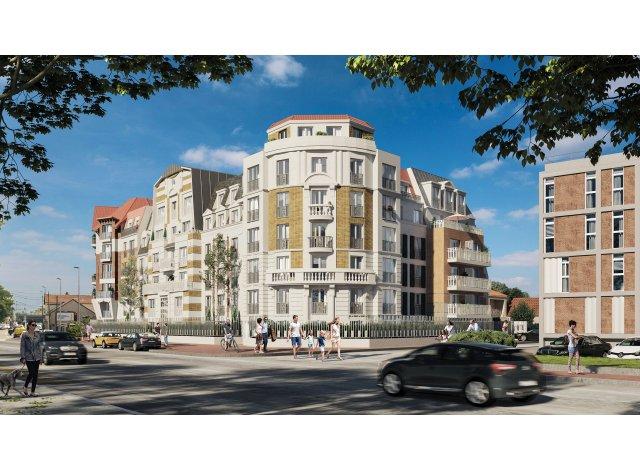 Projet éco construction Le Blanc Mesnil