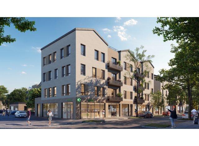 Programme immobilier loi Pinel Esprit Village à Saint-Laurent-de-Mure