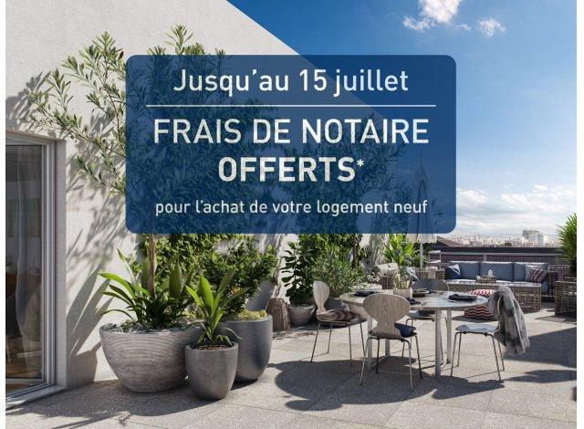 Programme immobilier loi Pinel Équation à Laval