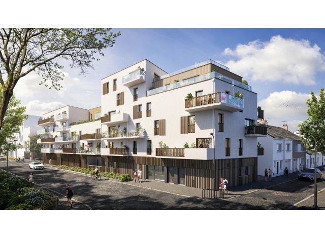Programme immobilier loi Pinel Belluno à Saint-Nazaire