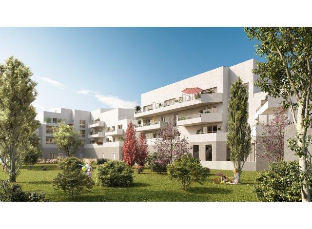 Éco habitat éco-habitat Esprit Dock à La Rochelle