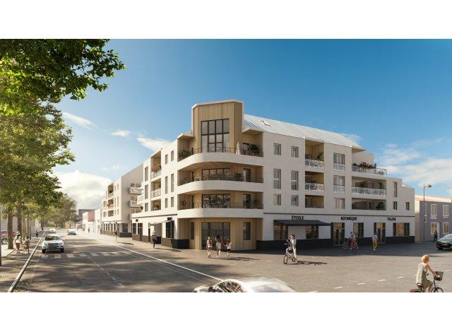 Programme immobilier loi Pinel Esprit Dock à La Rochelle