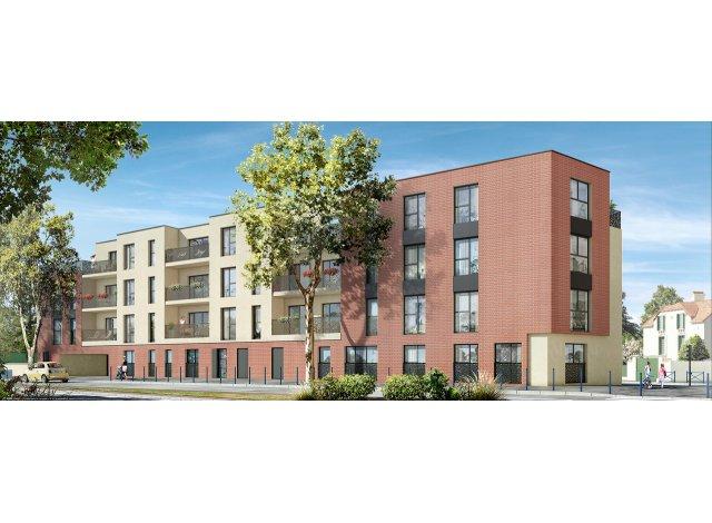 Programme immobilier loi Pinel Grand Angle à Dammarie-les-Lys