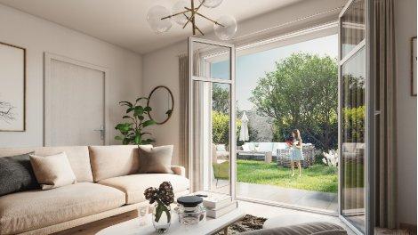 Programme immobilier loi Pinel Le Clos Saint Martin à Chevilly-Larue