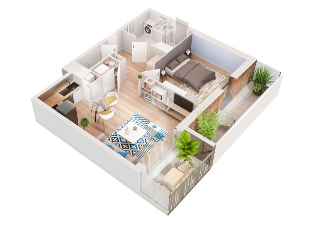 Programme immobilier neuf You Green Saran