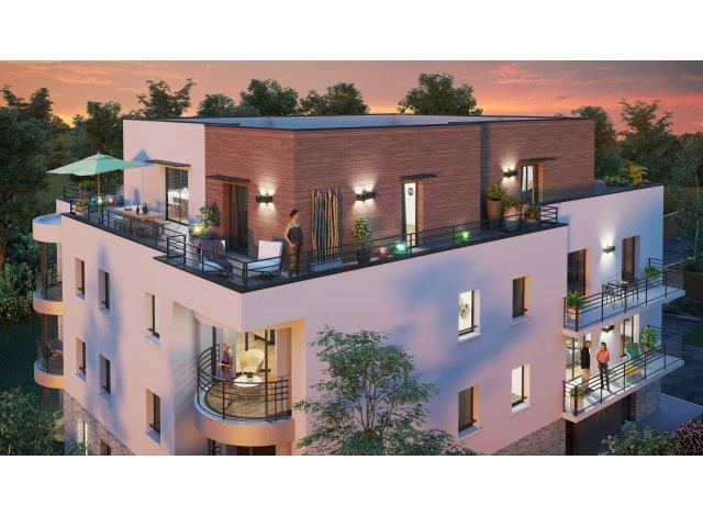 Programme immobilier neuf Arborea à Amiens