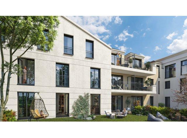 Programme immobilier loi Pinel Villa Nova à Chennevières-sur-Marne