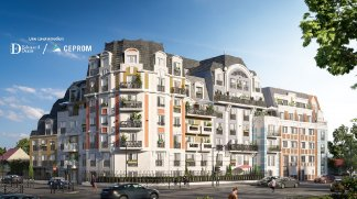 Programme immobilier neuf Prochainement Le Blanc Mesnil
