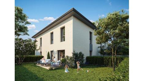 Éco habitat éco-habitat Pavillon M à Bourg-en-Bresse