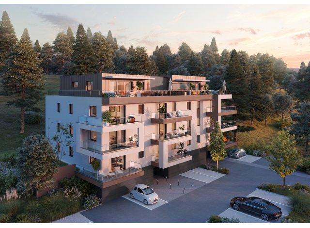 Éco habitat éco-habitat Odyssée à Evian-les-Bains