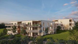 Programme immobilier neuf Monts de Bregille Besançon