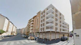 Eco habitat programme Le l Marseille 10ème